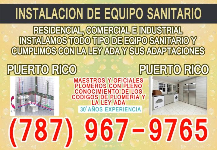 Plomeros en Puerto Rico, Plomero en Puerto Rico, Plomero Puerto Rico, Plomero PR, Plomeros PR, Maestro Plomero PR, Oficial plomero PR, plomero certificado. Instalacion de fregaderos, instalacion de Inodoros, instalacion de equipo sanitario, instalacion de lavadora, instalacion de calentador, instalacion de ducha.